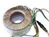 Customized Toroidal Transformers in Full Range of Voltages, Powers and Efficiencies