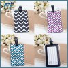 PVC Luggage Tag Travel Suitcase Baggage Travel Bag