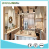High Quality Yellow Glory Kitchen with Quartz Stone Countertop