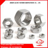 Carbon Steel DIN934 Zinc Plated Hex Nut with Black or Zinc Plated