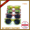 Colorful Sunglasses with Mirror Lens Bulk From Wenzhou (F15816)