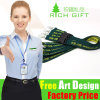 Custom Promotional Gift Nylon Lanyard with Plastic Quick Release Buckle