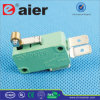 Roller Lever Micro Switch with Short Lever 3 Pin Microswitch (Kw1-103-6)