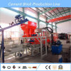 Automatic Concrete Brick Making Machine with Guarantee and Good Price