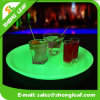 PVC Rubber Bar Drink Round Mat Glowing in The Dark