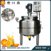 Stainless Steel Jacketed Mixing Tank Fruit Mixer Blender