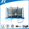 7X10ft Rectangle Trampoline with Safety Net