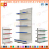 Manufactured Customized Steel Supermarket Shop Wall Shelving (Zhs593)