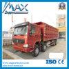 Sinotruk HOWO 371HP 40ton 50ton Dump Truck 12 Wheeler for Algeria
