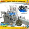 Automatic Canned Tuna Sealing Machine