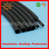 Webbing Covered EVA Transparent Heat Shrink Tube