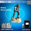 RTV 2 Liquid Silicone Rubber for Plaster Buddha Statue