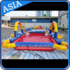 6ml Inflatable Billiards and Snooker Ball Games/Inflatable Pool Ball Games