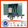 Mobile Double-Stage Vacuum Oil Purifier Oil Filtration Plant Zyd-M