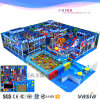 Children Labyrinth Amusement Park Slide Indoor Plastic Playground Set