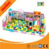 Indoor Soft Playground Slide Equipment Naughty Castle (XJ5063)