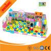 Indoor Soft Playground Slide Equipment Naughty Castle (XJ5063)