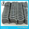 Cheap Price Arc Strong Motor Ferrite Magnetic Hooks Magnet