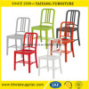 Modern Stacking Colorful Navy Dining Room Chairs