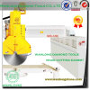 Qzq-1200 Hige Quality Wanlong Sandstone Cutter for Block and Plate Cutting-Sandstone Thick Plate Cutting Machine