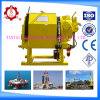 Air Winch for Undeground Mine