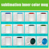 DIY Color Changing Coated Sublimation Ceramic Mug