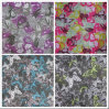 Oxford 600d High Density PVC/PU Butterfly Printing Polyester Fabric