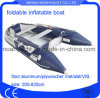 PVC/Hypalon Inflatable Boat with Outboard Motor
