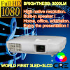 Mini Cinema Home Theater Projector with CE Certification