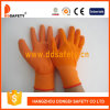 Ddsafety 2017 13 Gauge Orange Nylon Gloves Coating