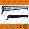 42′′ 240W LED Light Bar Flood Spot Combo SUV Boat Offroad 4WD Driving Lamp