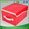 Colorful Non Woven Cloth Foldable Storage Boxes Decorative Cardboard Storage Box (MECO418)