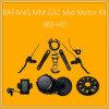 MID Drive Motor E Bike Kit 8fun/Bafang BBS03 1000W