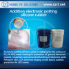 Electronic Potting Liquid Silicone Rubber (HY-9300, HY-9315, HY-9325)