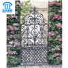 High Quality Crafted Wrought Single Iron Gate 011