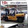 Fd100t 10t Fork Lift Truck 10 Tonluck Forklift