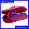 New Design Woman PE Slipper with Cap on The Strap