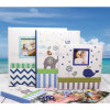 Fashion Paper Gift Box Set with Photo Album and Frame, Baby Album Photo Gifts Factory