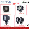 10W 2.5inch 6.3cm Auto LED Work Light for Motorcycle, Car, Forklift