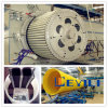 Plastic Drain Pipe Hollow Winding Extrusion Production Line