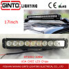 Single Row 17′′ 100W CREE LED Light Bar for Offroad Car Bus