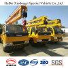 9m New Design Folding Arm Jmc Euro4 High Altitude Working Truck
