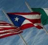 Wholesale Sunproof and Waterproof National Flag Puerto Flag