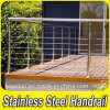 Indoor Oudoor Customed Stainless Steel Cable Railing Post