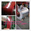 Prepainted Galvanized Steel Coils with Color Coating Top 12-20um, Back 5-7um