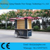 Small Size Food Cart Price with Ce