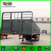 900mm High Heavy Duty Cargo Trailer / Side Wall Semi Trailer