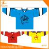 Healong Eco-Friendly Embroidery Sublimation Cheap Team Hockey Uniform Jerseys