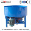 Semi Automatic Block Machine (JQ350 pan mixer)