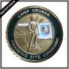 Camp Gruber Zinc Alloy Coin for Souvenir Gift (BYH-10441)